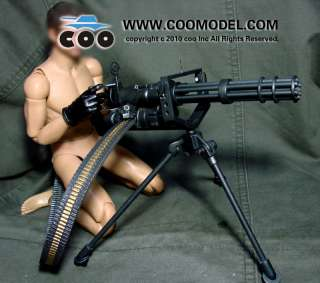 CooModel   U.S. M134 Type Rapid Fire Machine Guns