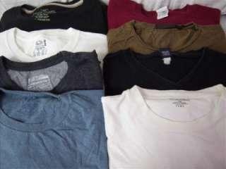 of 8 Big & Tall Casual Solid Tee Shirt T SHIRTS Size 2XL XXL NIKE GAP