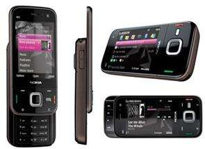 NEW NOKIA N85 BLACK MOBILE PHONE UNLOCKED SIM FREE 6438158008755