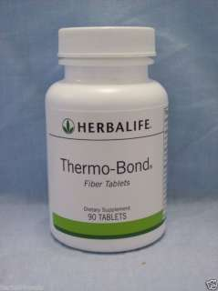 HERBALIFE NEW THERMO BOND FIBER 90 TABLETS