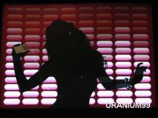 SOUND ACTIVATED LED EQUALIZER T SHIRT HIP HOP DANCE DJ