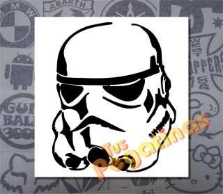 Pegatina   Adhesivo en Vinilo   Star Wars Clone Trooper
