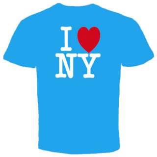 I LOVE NY NEW YORK CITY I HEART NY NEW T SHIRT