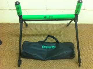 New Sensas Large 4 Leg Pole Roller in Carry Case 35cm