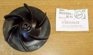 HOOVER VACUUM CLEANER FAN 38755010 GENUINE