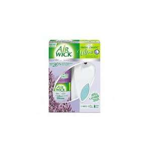 Air Wick Freshmatic Ultra Starter Kit with Unit, 6.17 oz, Lavend
