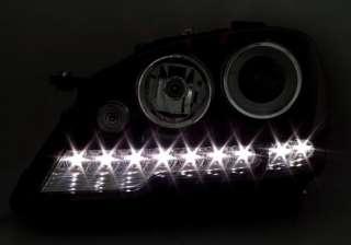 FARI ANERIORI LED DAYLINE MERCEDES W164 CLASSE ML NERI 08 11 |