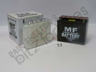 CTX20L BS MF battery for a H/Davidson FXDWG 1340 Dyna Wide Glide (1993