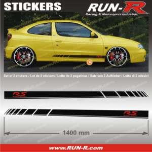 Sticker Renault Sport   Twingo Clio Megane Laguna RE32N