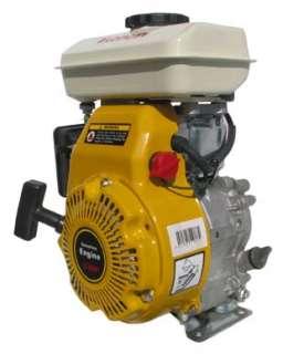 Loncin Petrol Engine G152 Qshaft/alert 2.5hp fits gx152