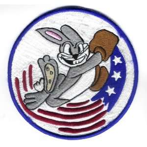 90th Fighter Squadron 4.75 Patch Office Products