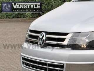 VW TRANSPORTER T5 2010 FRONT RADIATOR GRILLE ST STEEL