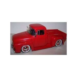 Jada Toys 1/24 Scale Btm 1956 Ford F 100 with Babymoon