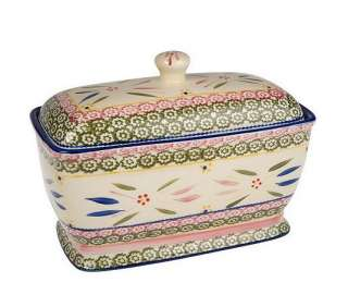Temp tations Old World Covered Bread Box   QVC