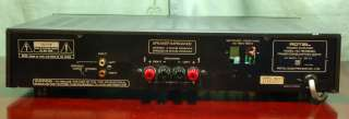 Rotel Rb 960BX Power Amplifier Hifi Excellent Working Order