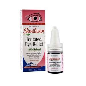 Similasan Irritated Eye Relief 1x10ML (Formerly Called Pink Eye Relief