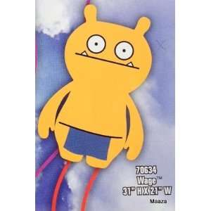 UglyDoll 31 inch Nylon Kite Wage Toys & Games