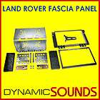 LAND ROVER Freelander Car Stereo Double Din Fascia Panel Fitting Kit