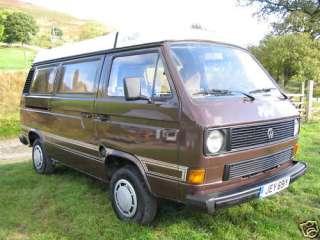 Volkswagen T25 Westfalia VW Camper Van