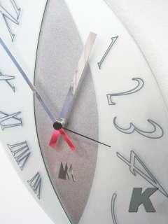Orologio da Parete ESSE Design italiano con Doppio Quadrante Nuovo