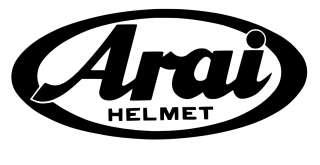Arai Stickers helmet motorcycle visor alpinestars