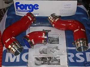 Manicotti siliconici Rossi turbo FORGE MOTORSPORT Audi A3 8P 2.0 FSiT