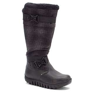 Mountrek Lisa Cross Strap  Womens   Black/Grey Wool   FREE SHIPPING