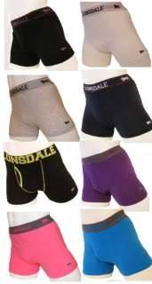 Lonsdale mens boxer shorts briefs trunks underwear new