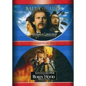 Balla Coi Lupi / Robin Hood   Principe Dei Ladri (2 Dvd) Alan Rickman