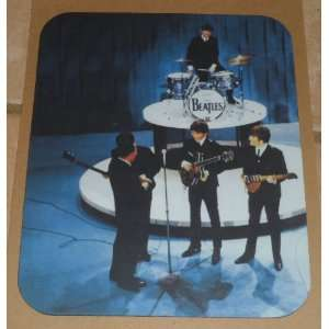 THE BEATLES Ed Sullivan Show COMPUTER MOUSE PAD: Office