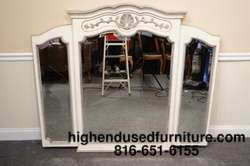 CENTURY FURNITURE French Provincial Dresser Mirror