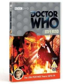 Doctor Who   Inferno (DVD)   Compare Prices   PriceRunner UK