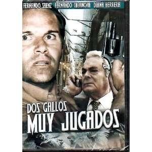 Jugados FERNANDO SAENZ, DIANA HERRARA, FERNANDO CASANOVA Movies & TV