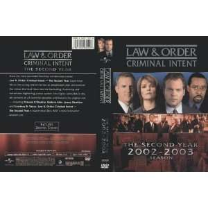 Law & Order Criminal Intent the Second Year Movies & TV