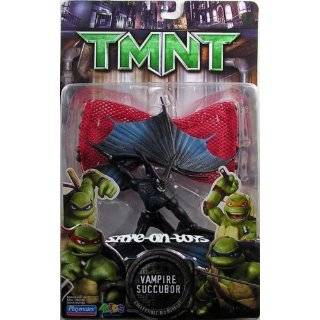 Teenage Mutant Ninja Turtles Movie Figure: Spider Monster/Jersey Devil
