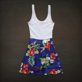NWT Hollister by Abercrombie Wipeout Beach Women Dress