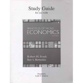 Principles of Microeconomics (9780071285407): Robert H. Frank: Books