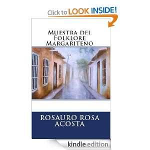 Rosauro Rosa Acosta, Juan Manuel Esquivel:  Kindle Store