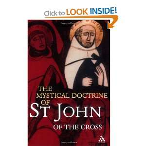 Mystical Doctrine of St. John of the Cross (9780826481092