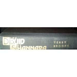 The Drund of Shannara Terry Brooks Books
