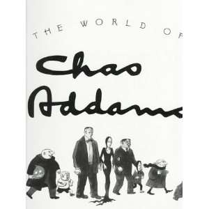 of Chas Addams (9780679748137): Charles Addams, Wilfrid Sheed: Books