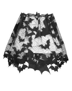 / Going Batty 3 in 1 Lace Fabric