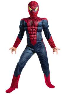 Kids Spiderman Costumes Kids Spider Man Movie Light Up Costume