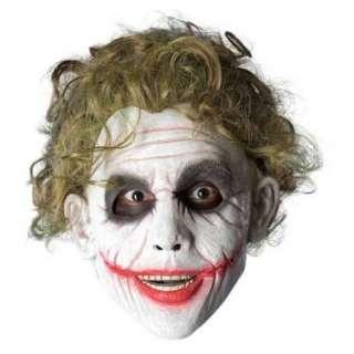Halloween Costumes Batman Dark Knight Adult Joker Foam Latex Mask