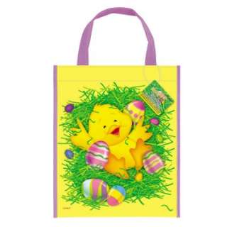 Easter Ducky Egg Hunt Party Tote Bag (1 count)   Costumes, 36902