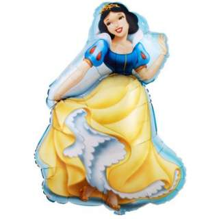 Snow White Large Shaped 31 Foil Balloon   Costumes, 64986
