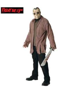 Friday The 13th Jason Voorhees Mens TV & Movie Costume at Wholesale