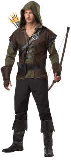 Robin Hood Costume for Adults  Mens Robin Hood Halloween Costume