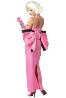 Marilyn Monroe Diamonds Adult Costume for Halloween   Pure Costumes