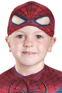 Marvel The Amazing Spiderman Spider Man Movie Muscle Toddler Costume